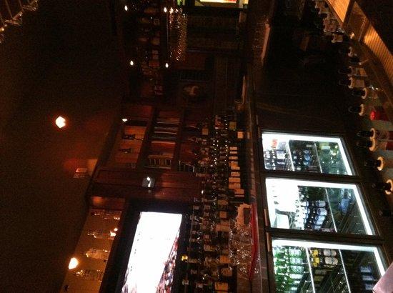 Firegrill Restaurant & Bar: The bar