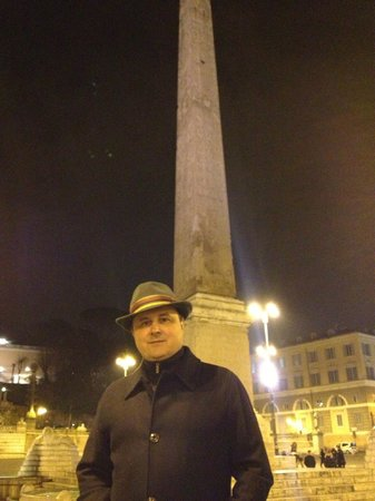 Osteria St. Ana: Piazza del Popollo
