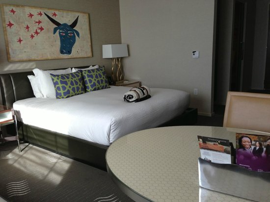 Kimpton Hotel Palomar Phoenix: Wonderful Room