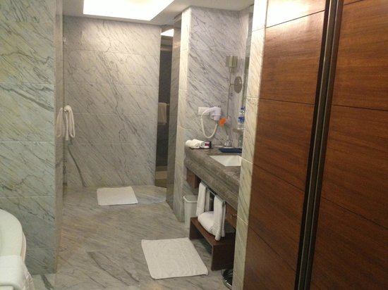 Hotel Royal Orchid: Very nice bathroom