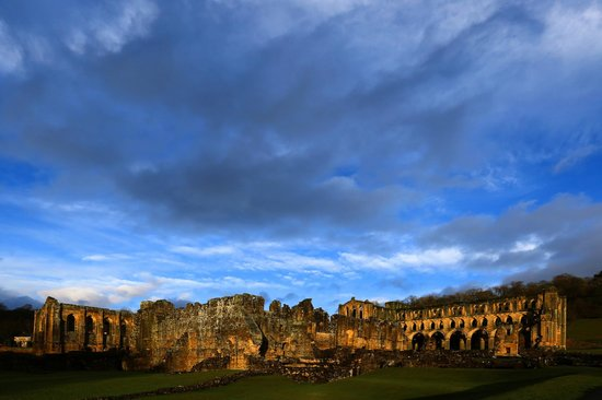 Rievaulx Abbey照片