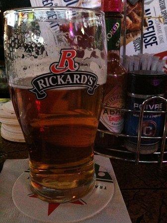 La Cage Brasserie Sportive: Rickards Blonde