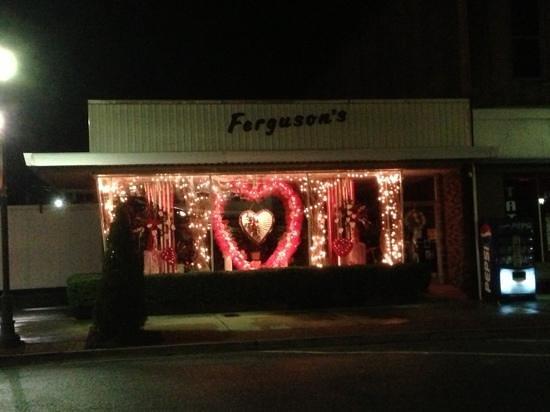 Ferguson Florist:                                                       Valentine