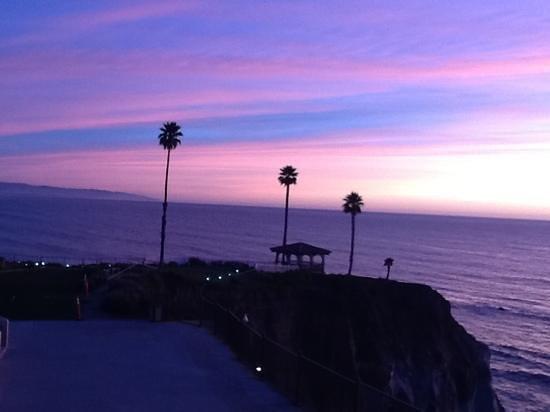 Shore Cliff Hotel:                   vista do nosso quarto