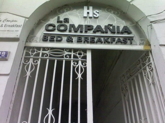 La Compania II:                   El hostal.
