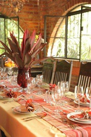 Cielo Vista Hotel & Spa : dinning room