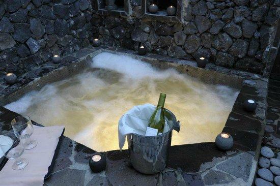 Cielo Vista Hotel & Spa : Room Jacuzzi