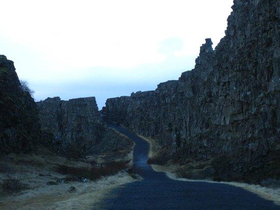 Golden Circle Route: Þingvellir National Park