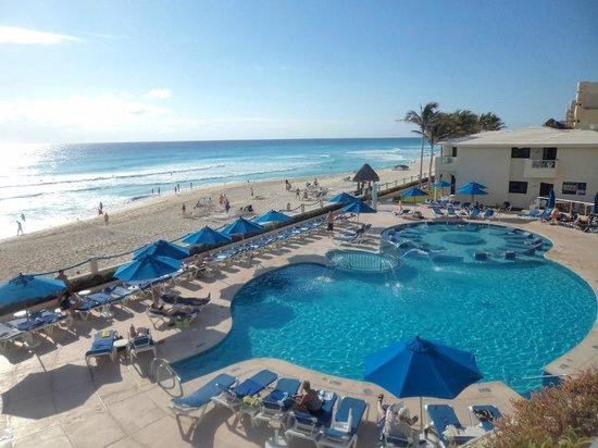 Barcelo Tucancun Beach Hotel Cancun Information