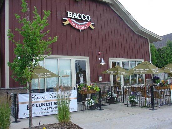 Bacco Trattoria: Bacco Day