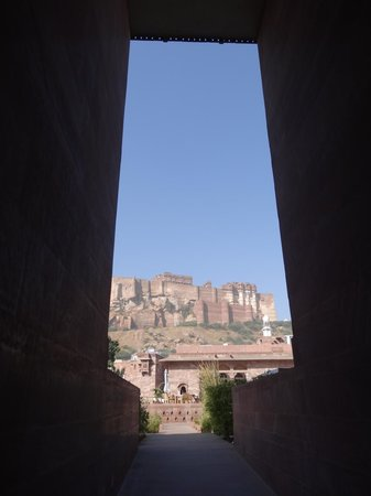 Darikhana at RAAS Jodhpur : Raas entry