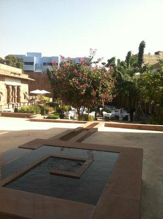 Darikhana at RAAS Jodhpur : Raas, view from spa