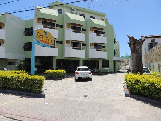 Canasvieiras Praia Hotel:                   vista hotel