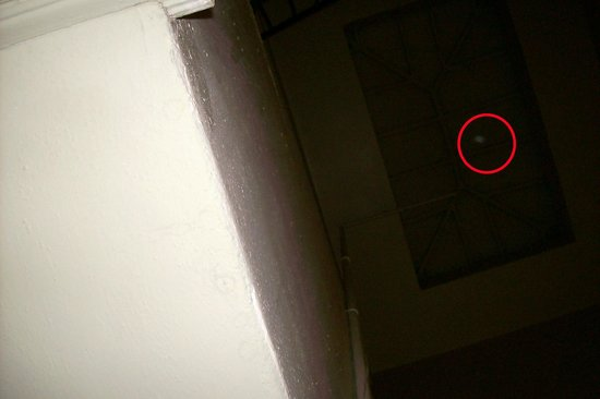 Hotel San Carlos: Orb on 4th floor