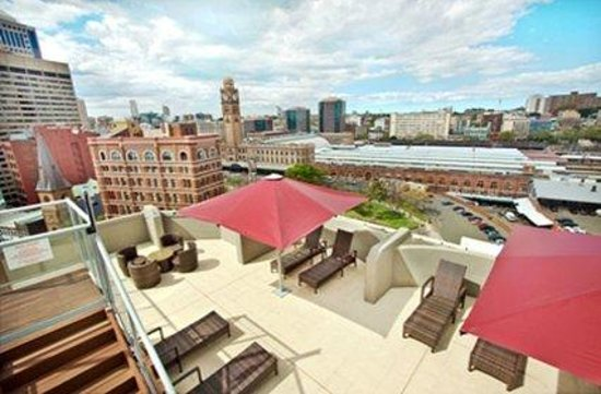 Rendezvous Hotel Sydney Central: Roof Top View