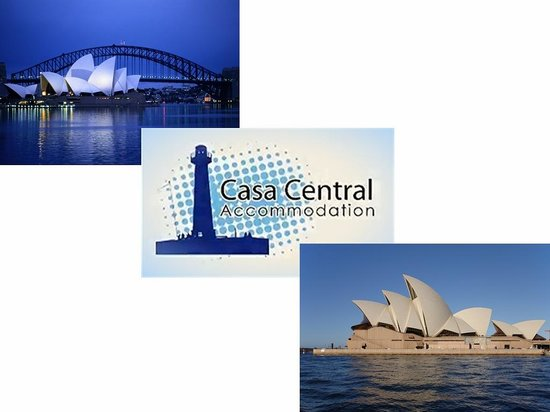 Casa Central Accommodation : Casa