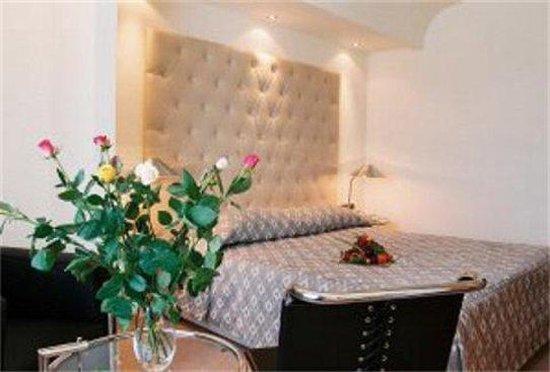 Club Hotel Loutraki: Mountian View Room