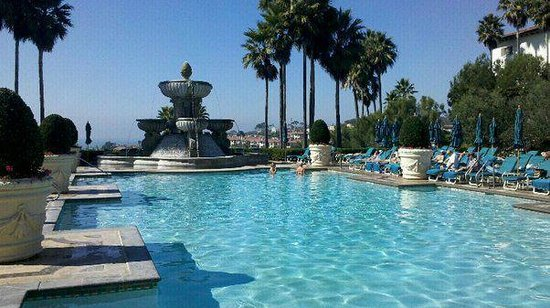 Monarch Beach Resort:                   now THIS is a resort pool!