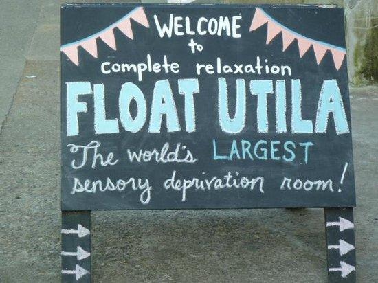 Float Utila:                   Go Today!