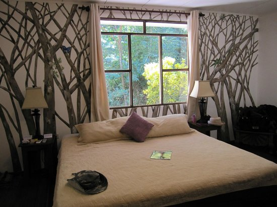 Jungle Beach Hotel at Manuel Antonio:                   Nice, simple room at Jungle Beach