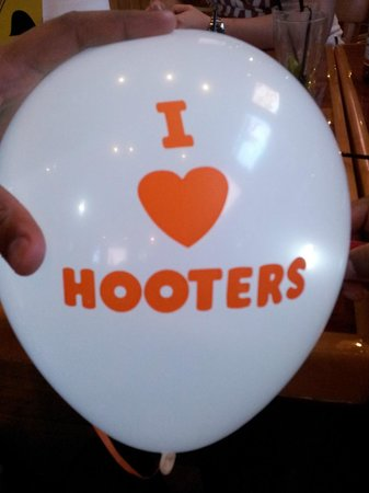 Hooters of Campbelltown:                   I <3 HOOTERS
