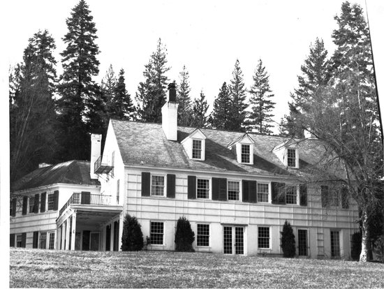 Clark House on Hayden Lake: 10