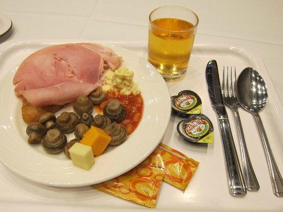 هوتل إيبيس لندن إيرلز كورت: breakfast