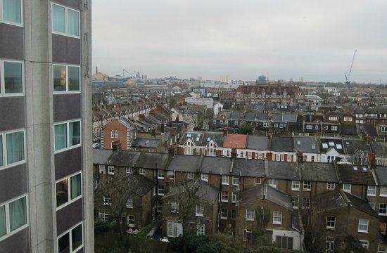 Ibis London Earls Court: view from the room