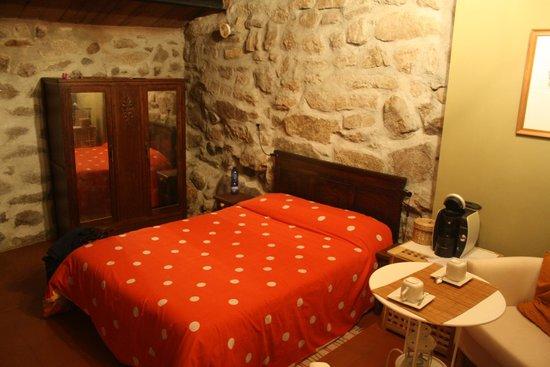 Caserio da Castineira: Dormitorio