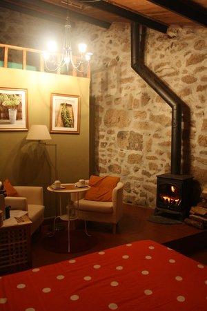 Sas do Monte, España: Dormitorio