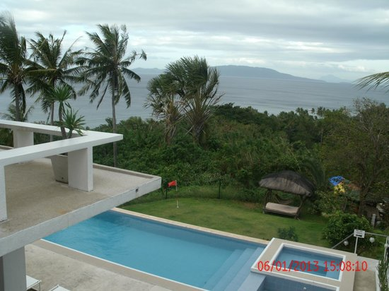 Amihan Del Sol: View from our balcony