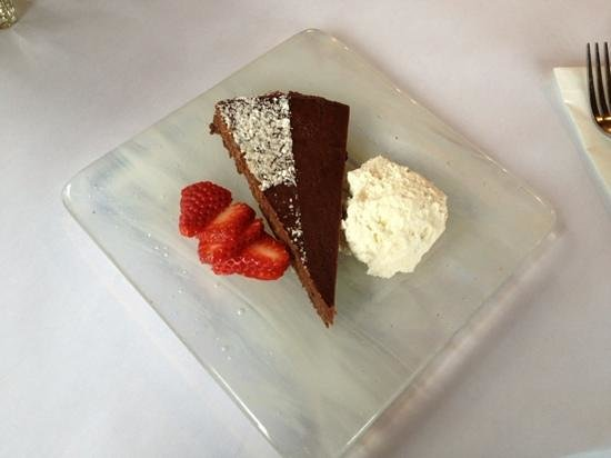 La Maison:                   French Chocolate Cake