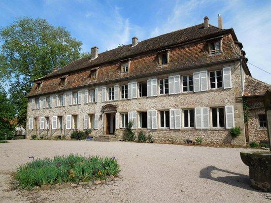 Chateau de Grunstein : Château De Grunstein, May 10, 2012