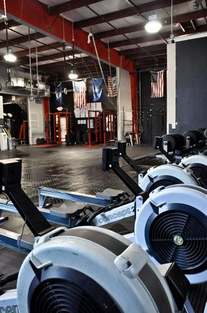 The Training Box and CrossFit Estero