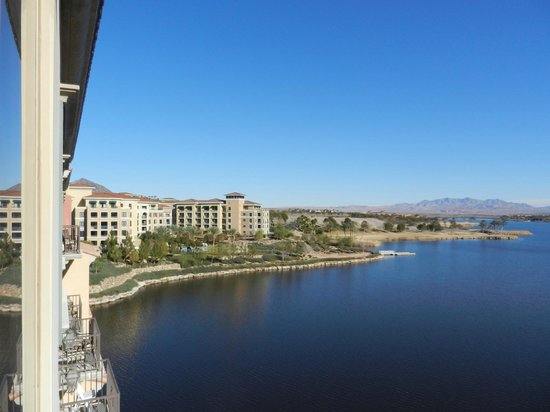Hilton Lake Las Vegas Resort & Spa:                   beautiful.