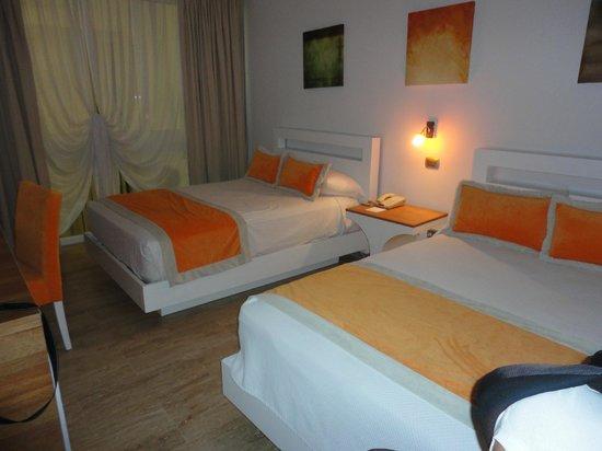 Be Live Experience Hamaca Suites:                   habitaciones doble