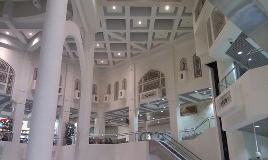 Fraser Suites Seef Bahrain: Al Ali Mall Traditional Architecure