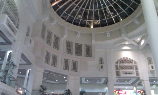 Fraser Suites Seef Bahrain: Al Ali Mall ceiling