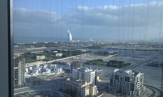 Fraser Suites Dubai: Burj view