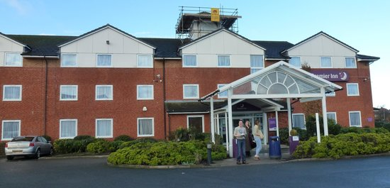 Premier Inn Middlesbrough Central South Hotel:                                     Premier Inn