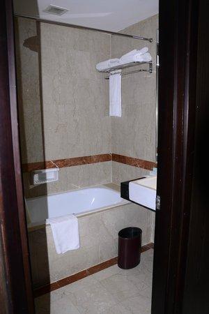 Travelodge Batam: TOilet