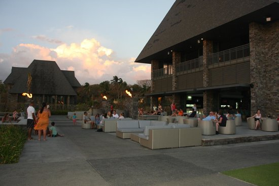 InterContinental Fiji Golf Resort & Spa: Kama Lounge