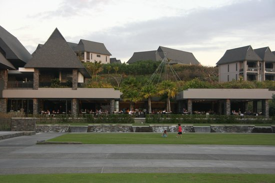 InterContinental Fiji Golf Resort & Spa: Buffet Restaurant