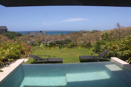 InterContinental Fiji Golf Resort & Spa : Ocean view