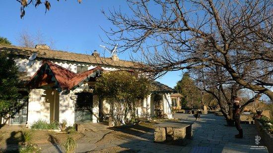 Sitla Estate :                   The old family cottage