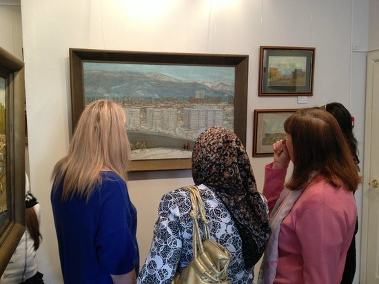 The Artist B. Ryauzov's Museum