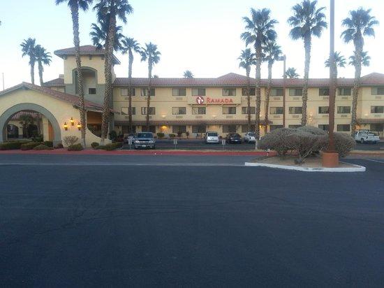 Ramada Barstow:                   Ramada Inn, Barstow, CA