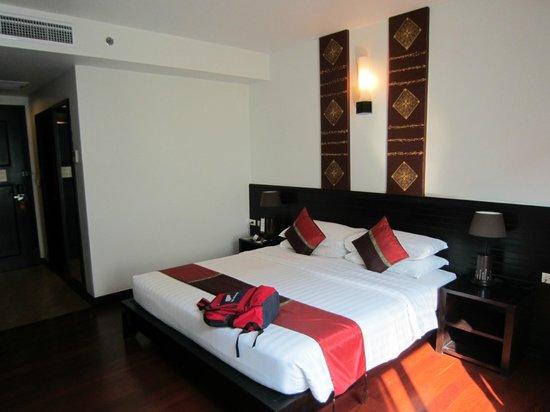 Tara Angkor Hotel: room 356