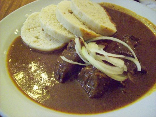 Restaurace Klementinum:                   piatto tipico