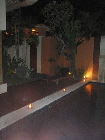 Bhavana Private Villas:                   Room Entrance